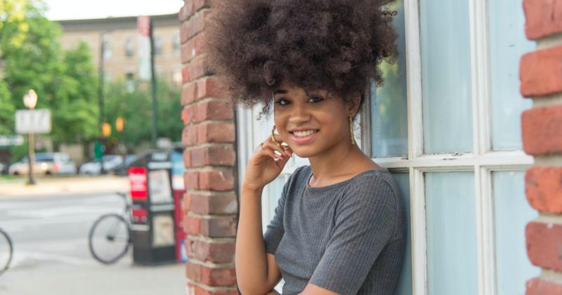 CurlyFeature – Meet Nona Simone
